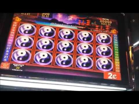 china shores slot wins