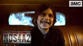 NOS4A2: 'A Fight For Their Souls' Season Premiere Official Trailer | New AMC Series