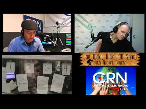 PM Show with Robert Conrad Hr. 2 05/08/2014