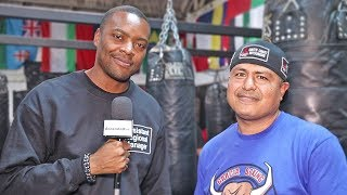 ROBERT GARCIA: Andy Ruiz TOOK Anthony Joshua's HEART! & Will KO AJ AGAIN!!!