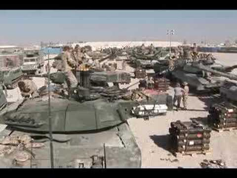 Raw footage of Leopard tanks in Kandahar, Afghanistan. Images by the Canadian Forces Combat Camera.
