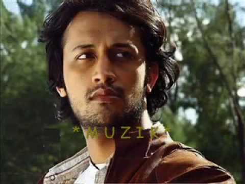 Atif Aslam - Rona Chadita With Urdu Lyrics on Screen HQ