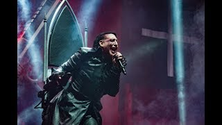 Download Lagu Marilyn Manson meltdown NY 2/15/18 Gratis STAFABAND