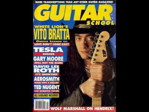 White Lion - Vito Bratta Guitar Solo - Guitar Heroes
