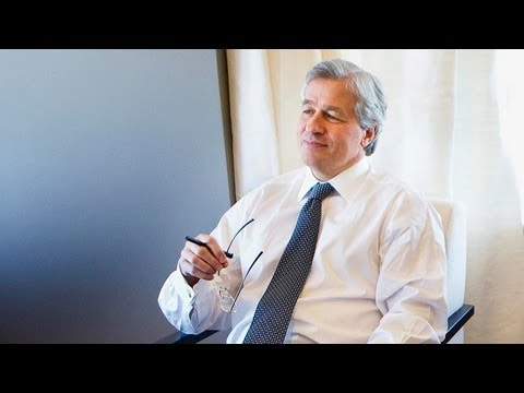 Jamie Dimon Has Top Banker Pay