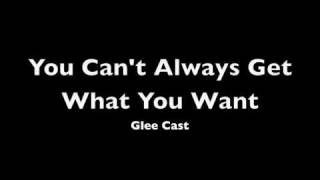 Watch Glee Cast You Can