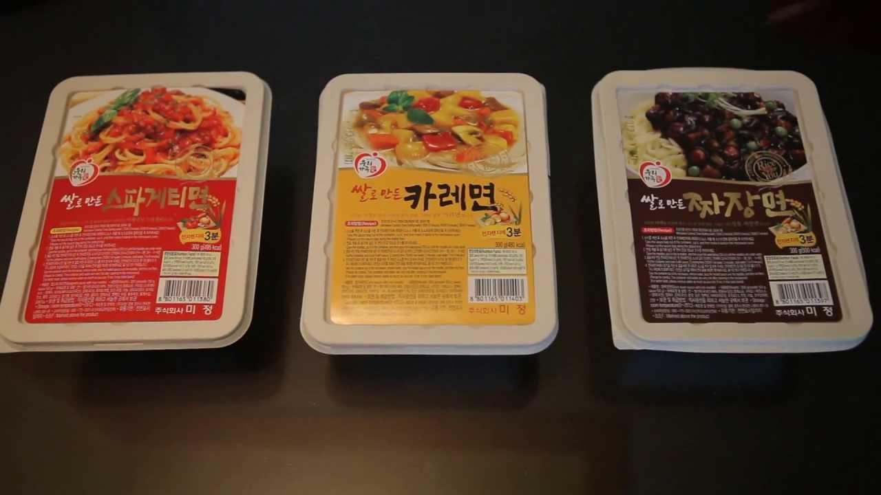 Instant Rice Korean Instant Rice Noodle Korean