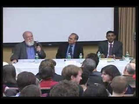 Part 12 - Dinesh D'Souza Debates Daniel Dennett
