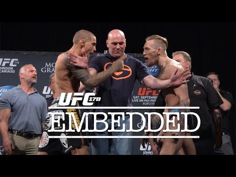 UFC 178 Embedded Vlog Series  Episode 6