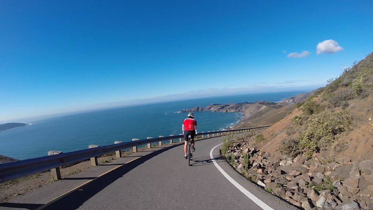 Bike Marin Headlands San Francisco Marin Headlands