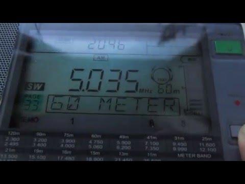Aparecida Radio - 5035 kHz