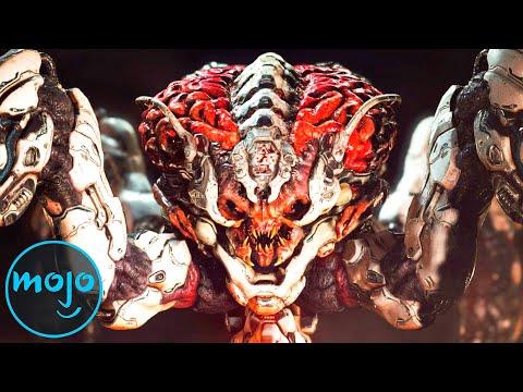 Top 10 Scariest Modern Video Game Bosses
