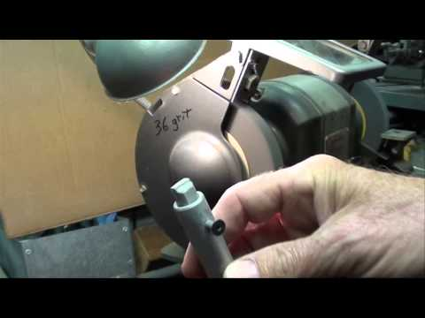 MACHINE SHOP TIPS #97 Dressing Grind Wheels tubalcain
