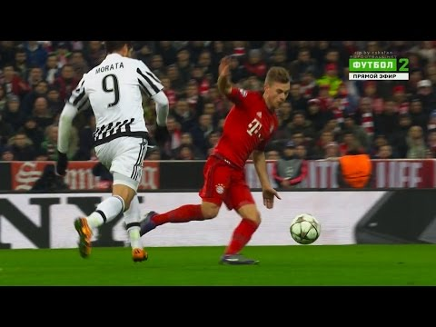 Alvaro Morata Insane Skill Run vs Bayern Munich 720p 50 FPS