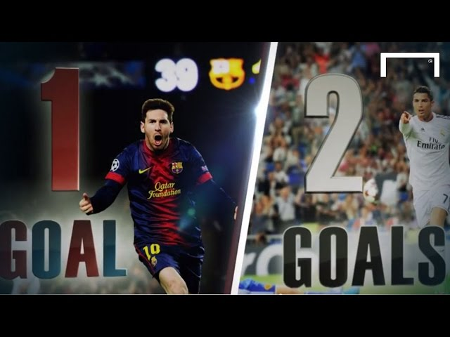 Messi and Ronaldo close in on Raul's record