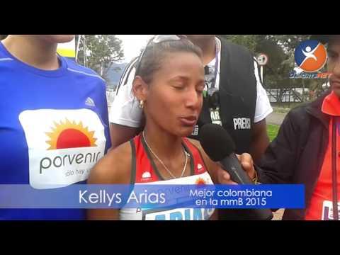 Media maratón de Bogota 2015