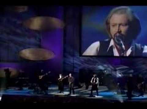 Bee Gees - Alone(Live) Music Videos