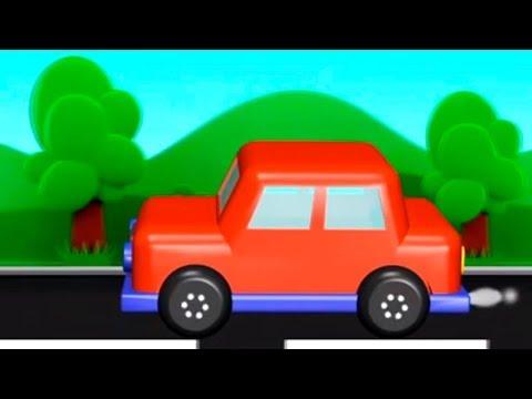 �izgi film - Araba Build and Play - Car
