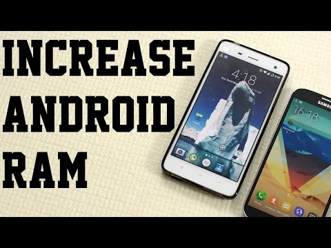 How To Increase RAM On Your Android Phone || 2018