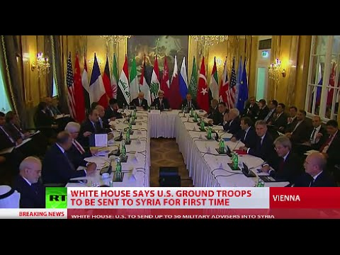 Syria peace plan unveiled following historic Vienna talks
