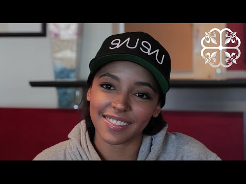 Tinashe Speaks On Her 2Pac Crush, Respect For Nicki Minaj, Wanting To Work With Kanye West, Favorite Outkast Song & Album, Message To The Youth (Video)