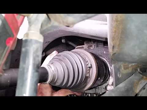 how to fix leaking transmission rear seal
