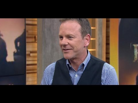 Kiefer Sutherland Opens Up About Acting With His Dad