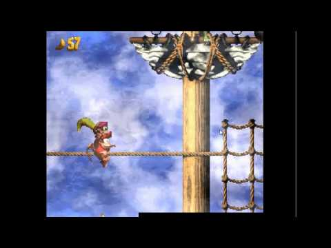 [Playtime] Playthrough Retro – Donkey Kong Country 2 – 1-1