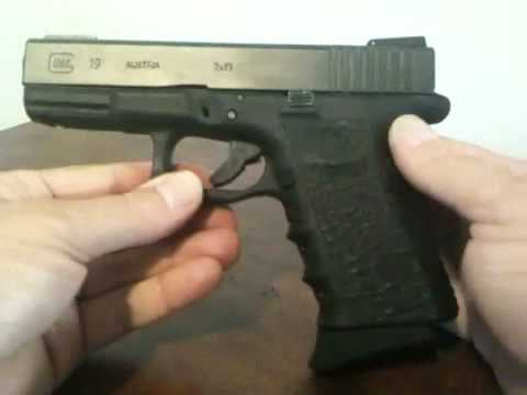Glock 19 by GripReductions.com