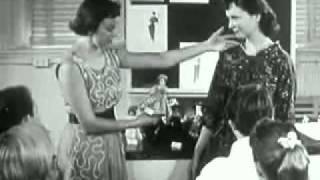 Why Study Home Economics 1955 Vintage PSA Funny Public Service