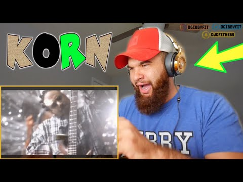 KORN - FREAK ON A LEASH [OFFICIAL VIDEO] - METAL REACTION!