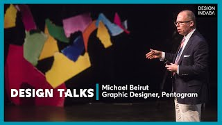 Michael Bierut on how to think like a designer
