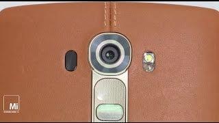 Смартфон LG G4. Не вздумайте прятать в чехол!