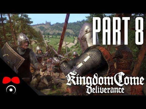 100% TOHOTO VIDEA JSOU SOUBOJE! | Kingdom Come: Deliverance #8