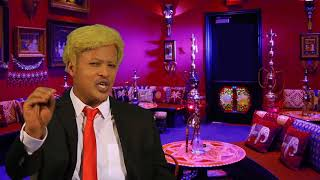 Jammy as Donald Trump - Ethiopian Comedy
