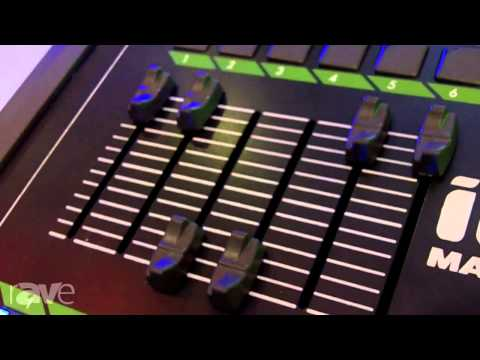 InfoComm 2013: American Pro Intros Ion Master DMX Control