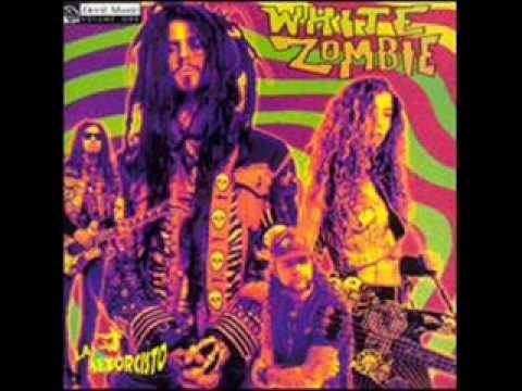 Black sunshine white zombie! (GOOD QUALITY!)