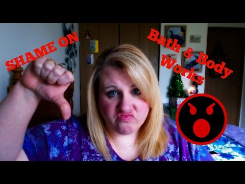 Bath & Body Works RANT! Reaction To Chesterfield Missouri Mall!!!