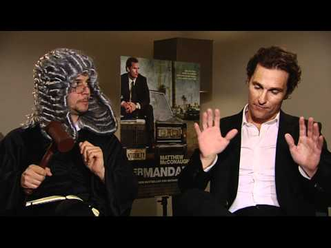 THE LINCOLN LAWYER - Matthew MCConaughey, Ryan Phillippe vs Richter Rizzo -