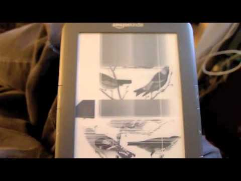 Defective Kindle screen problem - horrible