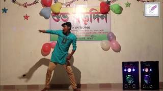 Diyechhi toke dil dil dil dance performance by a young boy