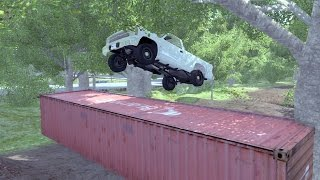 BeamNG.drive - Dajline Offroad/Trucking 0.8