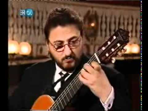 Aniello Desiderio Classical Guitar part 4 of 10