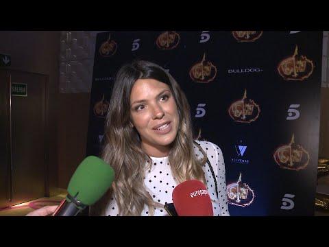 Laura Matamoros no consigue 'desconectar' en Ibiza