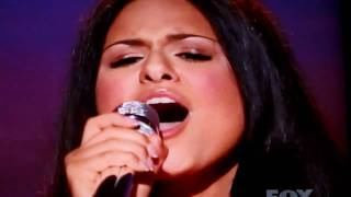 Pia Toscano - Don't Let The Sun Go Down On Me (American Idol Performance)