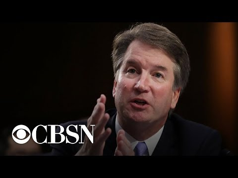 White House stands by Kavanaugh after allegations