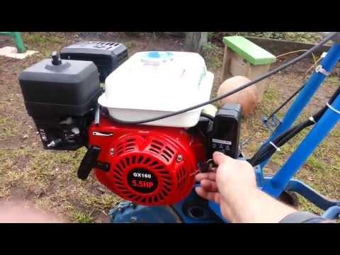 Мотокультиватор крот с электродвигателем