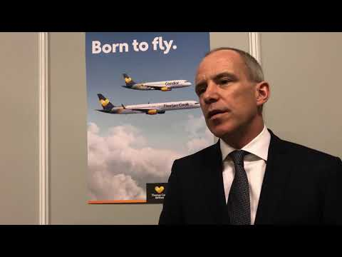 Christoph Debus, chief executive, Thomas Cook Airlines