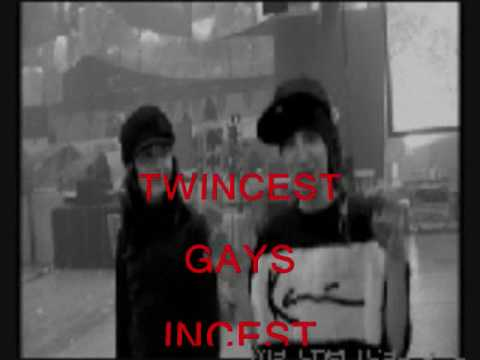 Twin-cest Incest video