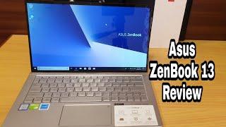 Asus Zenbook 13 Laptop Review - Most Compact Laptop